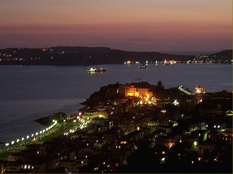 Пригород неаполя некогда греческая